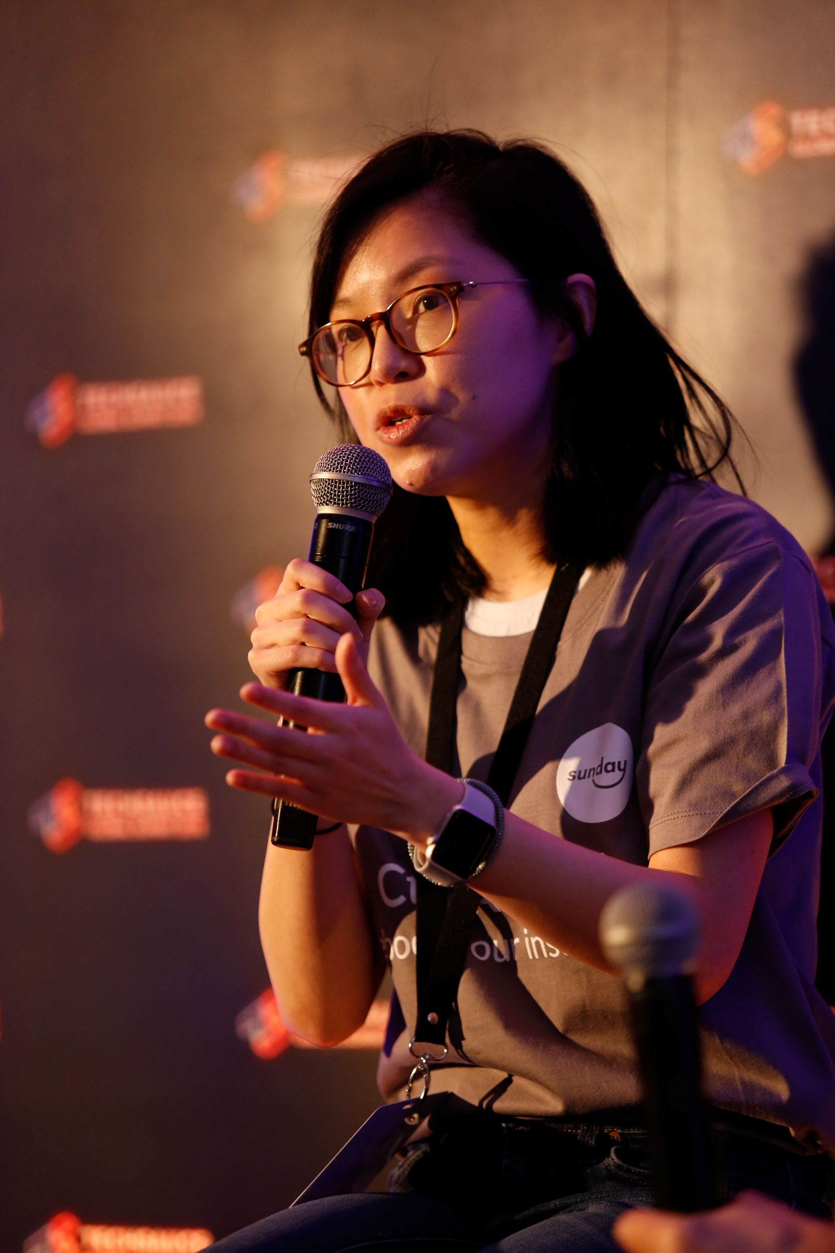 Cindy Kua, Sunday's CEO